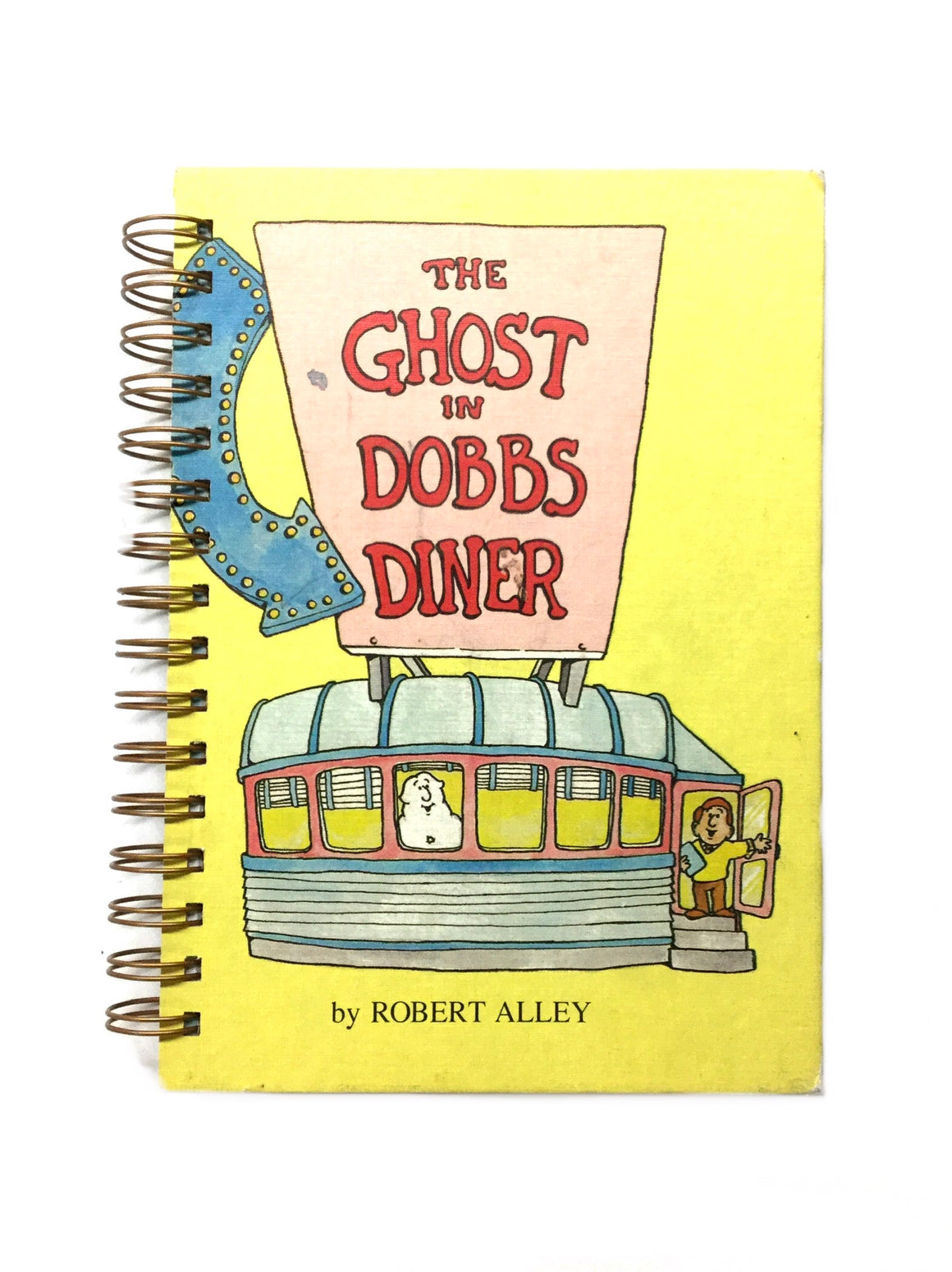 The Ghost in Dobbs Diner-Red Barn Collections
