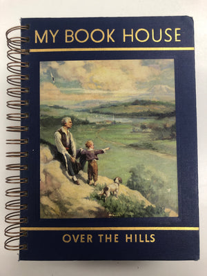 My Bookhouse - Over the Hills-Red Barn Collections