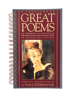 A Treasury of Great Poems-Red Barn Collections