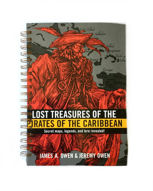 Lost Treasures of the Pirates of the Caribbean-Red Barn Collections