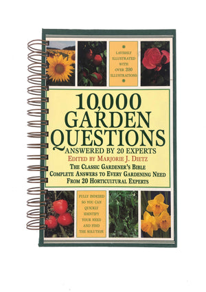 10,000 Garden Questions-Red Barn Collections