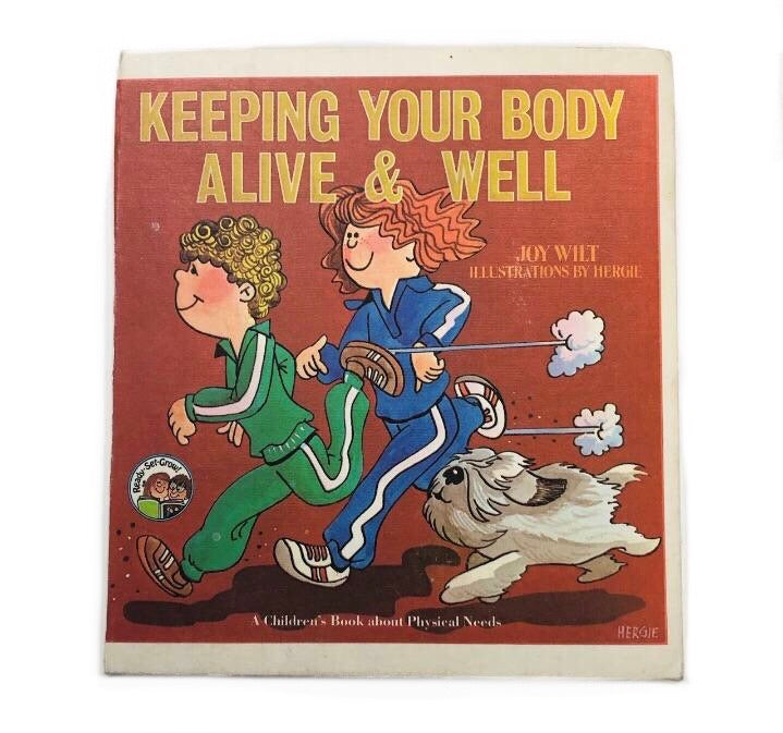 Keeping Your Body Alive & Well-Red Barn Collections