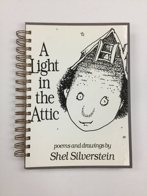 A Light in the Attic Journal-Red Barn Collections