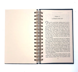 Alcoholics Anonymous Blue Book Journal-Red Barn Collections