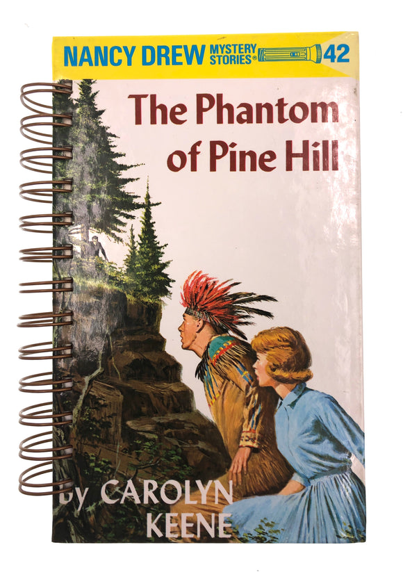 Nancy Drew #42 - The Phantom of Pine Hill-Red Barn Collections