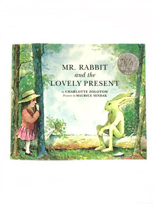 Mr Rabbit and the Lovely President-Red Barn Collections