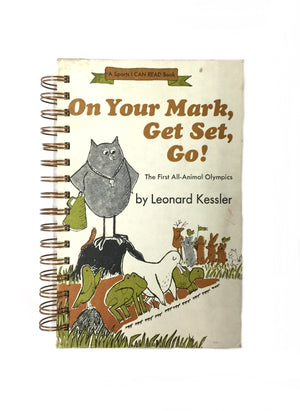 On Your Mark Get Set Go-Red Barn Collections