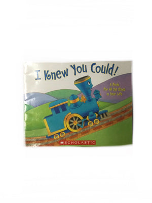 I Knew You Could-Red Barn Collections