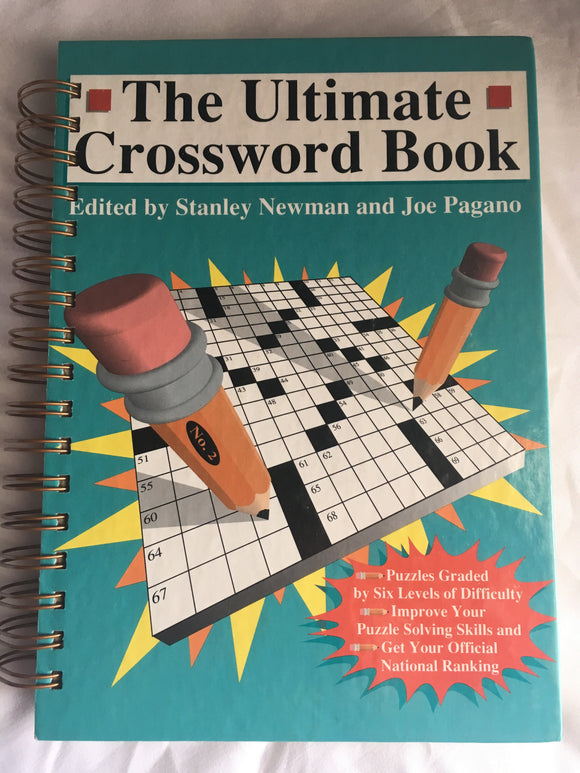 The Ultimate Crossword Book-Red Barn Collections