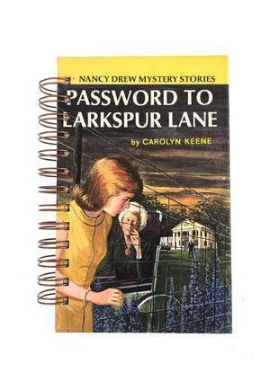 Nancy Drew #10 - Password to Larkspur Lane-Red Barn Collections