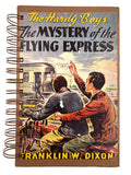 The Hardy Boys #20 - Mystery of the Flying Express-Red Barn Collections