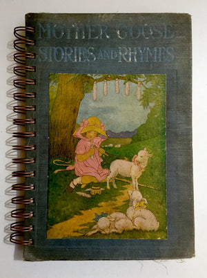 Mother Goose Stories and Rhymes-Red Barn Collections