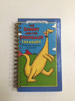 Danny and the Dinosaur Treasury-Red Barn Collections