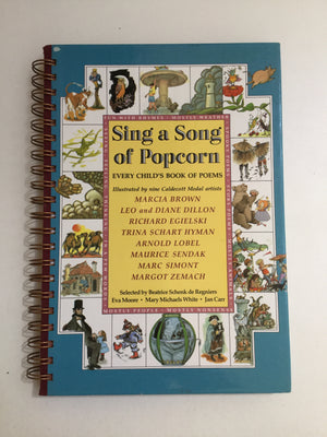Sing a Song of Popcorn-Red Barn Collections