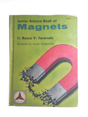 junior science Book of Magnets-Red Barn Collections
