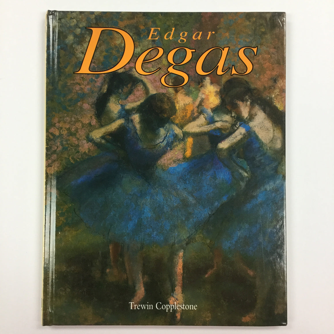 Edgar Degas-Red Barn Collections