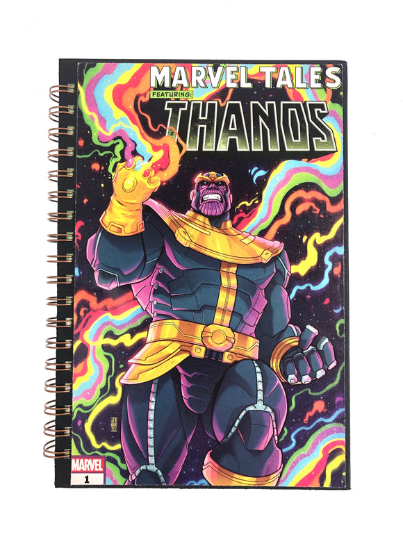 Thanos Comic Journal-Red Barn Collections