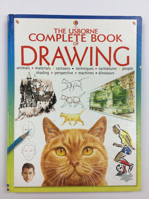 The Complete Book of Drawing-Red Barn Collections