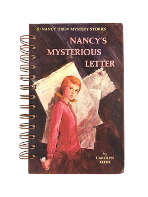 Nancy Drew #08 - Nancy's Mysterious Letter-Red Barn Collections