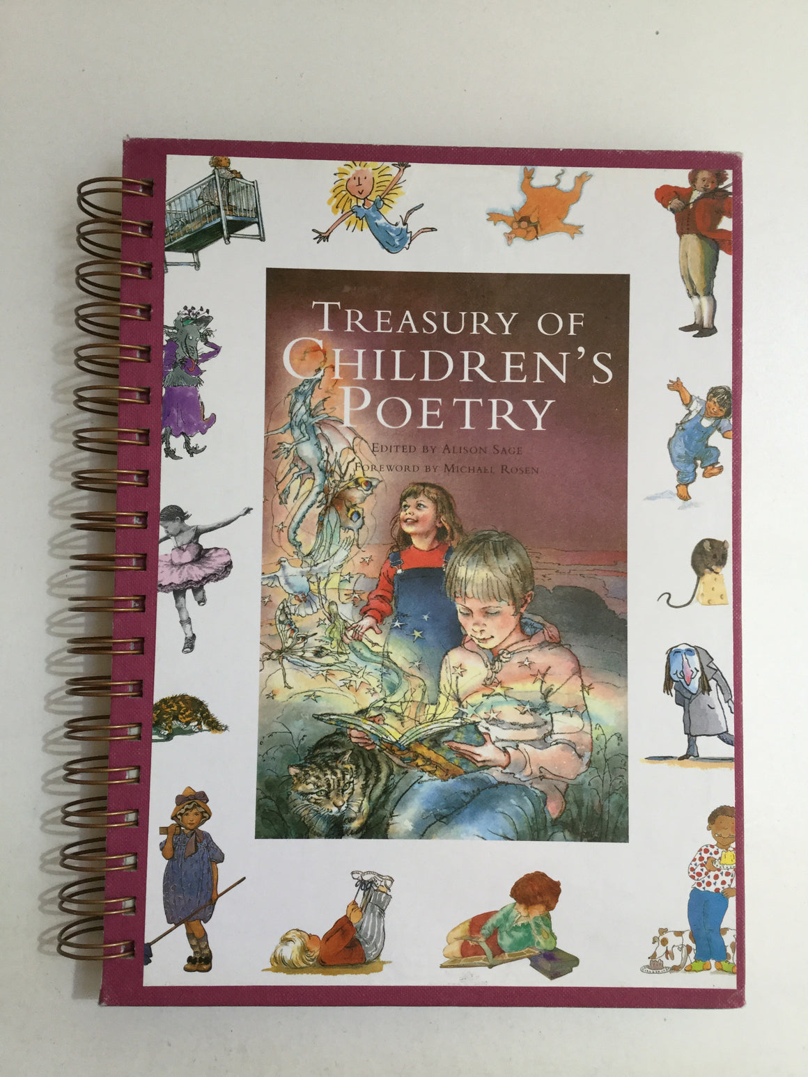 Treasury of Children's Poetry-Red Barn Collections