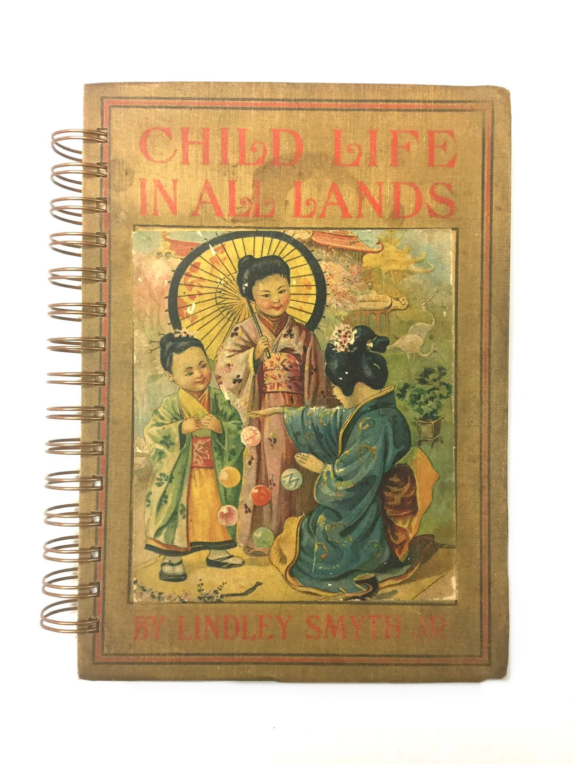 Child Life In All Lands-Red Barn Collections