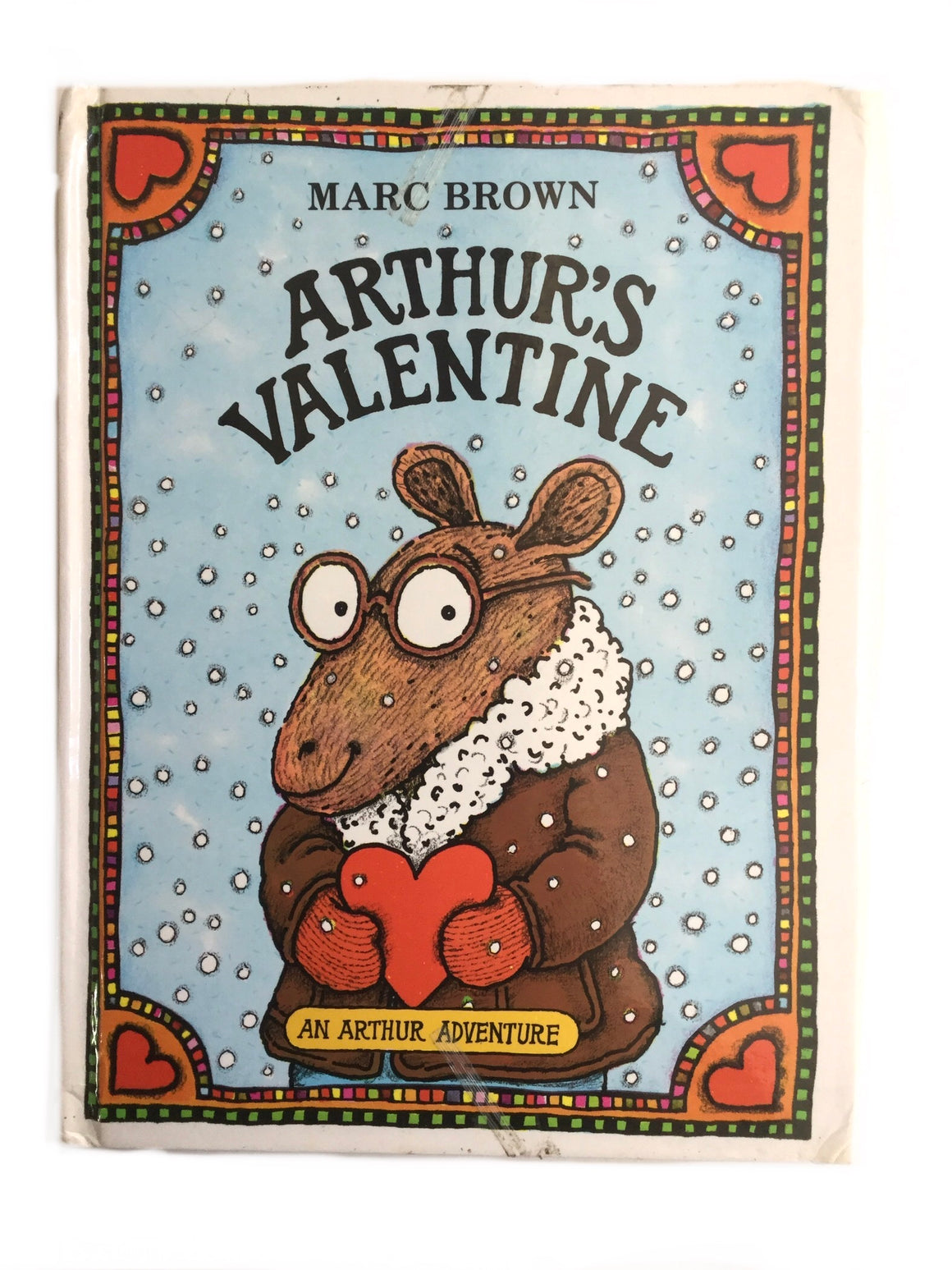 Arthur's Valentine-Red Barn Collections