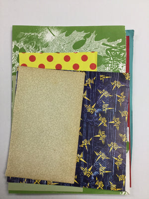Set of 25 Book Pages for Collage (Set 10)-Red Barn Collections