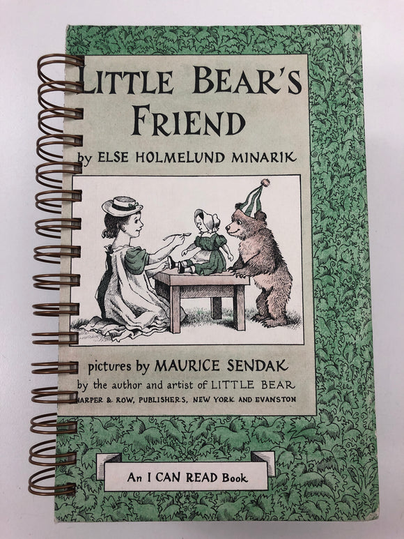 Little Bear's Friend-Red Barn Collections