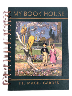 My Book House - The Magic Garden-Red Barn Collections