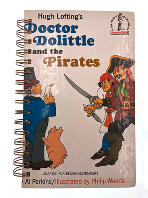 Doctor Dolittle and the Pirates-Red Barn Collections