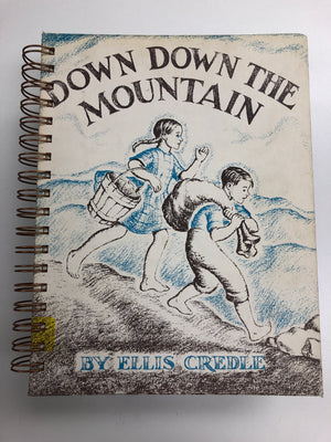 Down Down The Mountain-Red Barn Collections