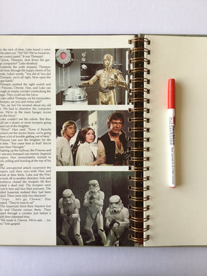 Star Wars Storybook-Red Barn Collections