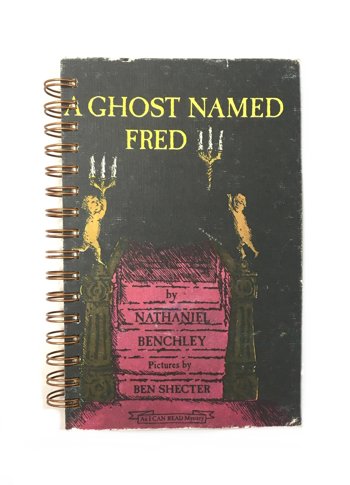 A Ghost Named Fred-Red Barn Collections