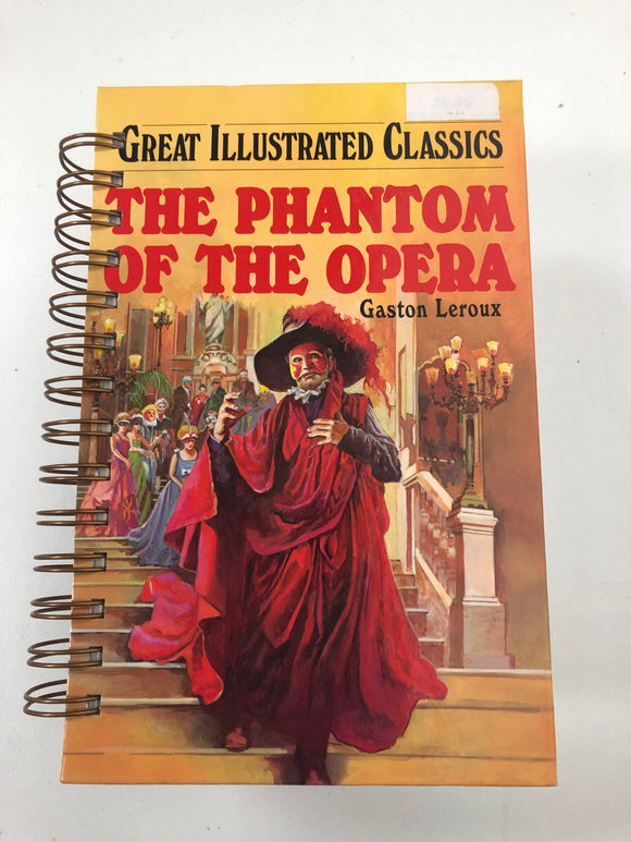 The Phantom of the Opera-Red Barn Collections