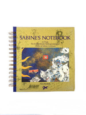 Sabine's Notebook-Red Barn Collections