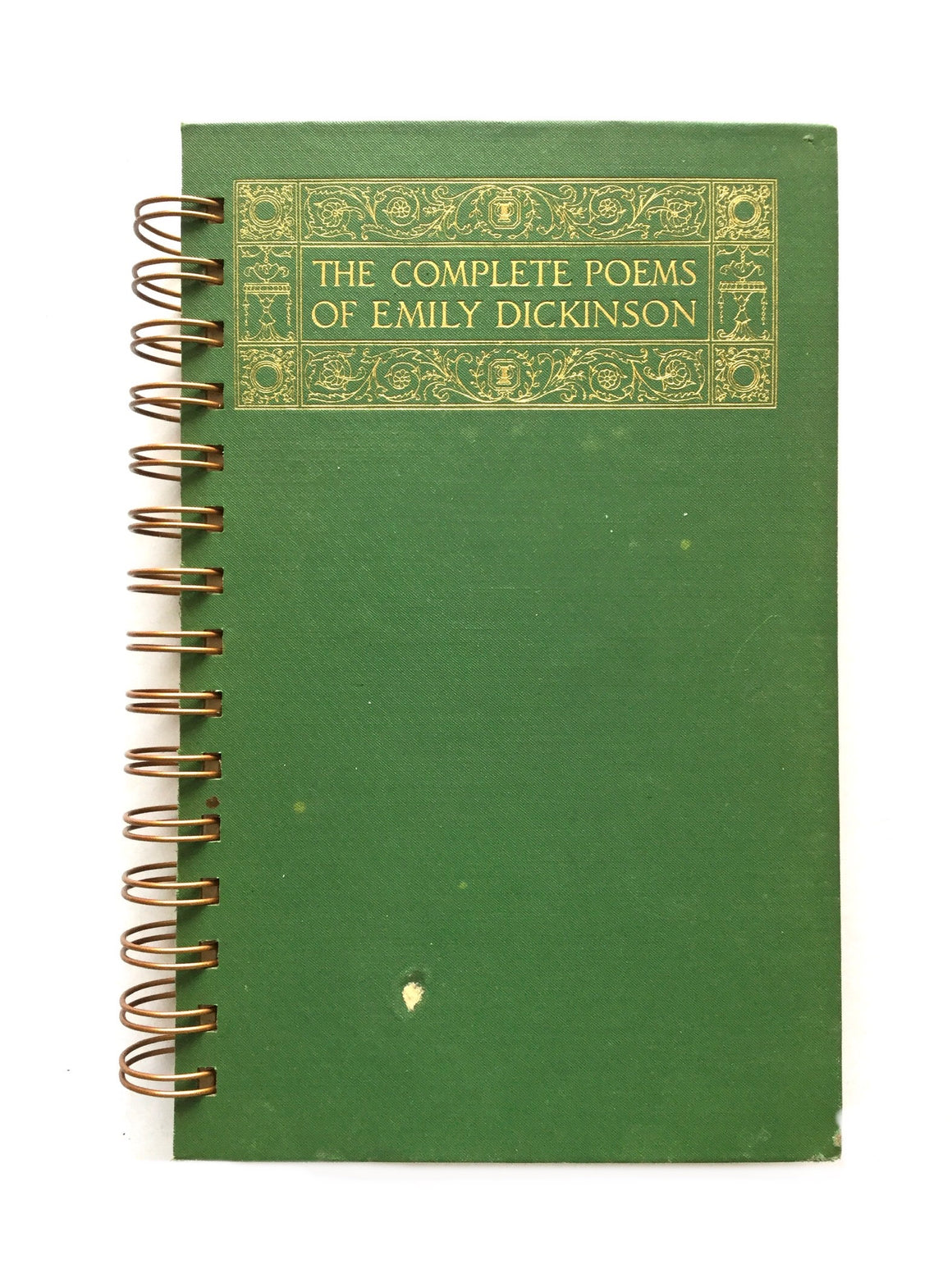 The Complete Poems of Emily Dickinson-Red Barn Collections