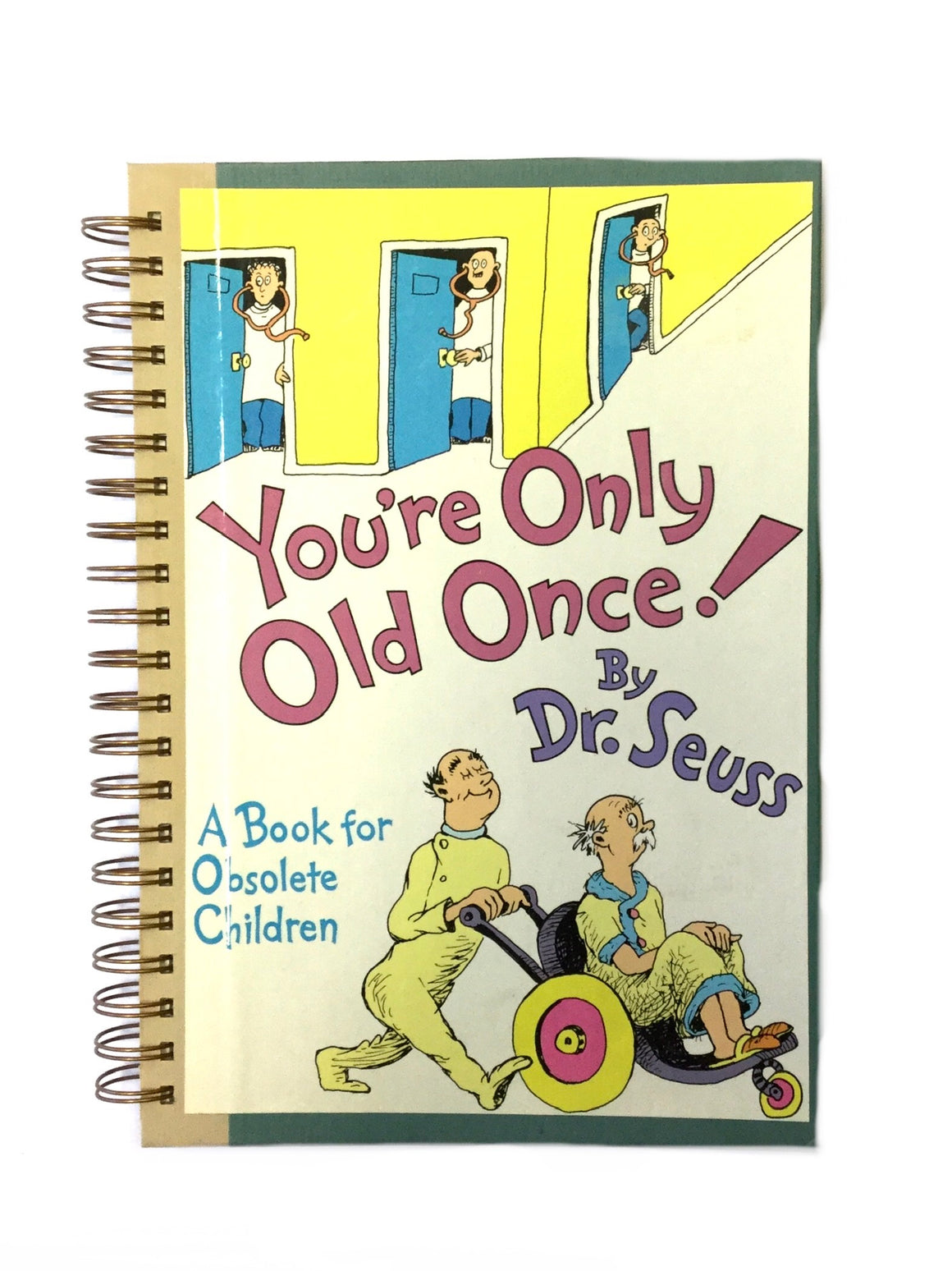 You're Only Old Once!-Red Barn Collections