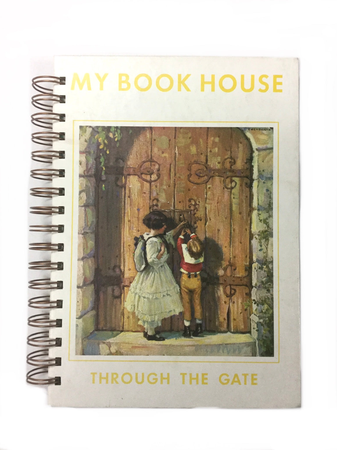 My Book House- Through the Gate-Red Barn Collections