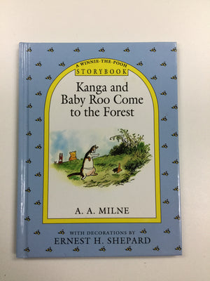 Kanga and Baby Roo Come to the Forest-Red Barn Collections