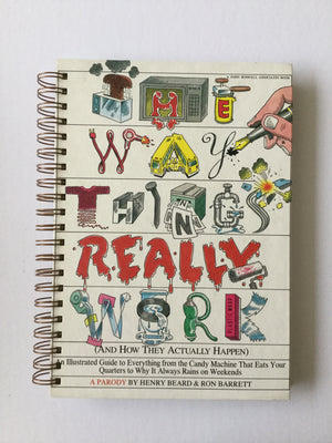 The Way Things Really Work-Red Barn Collections