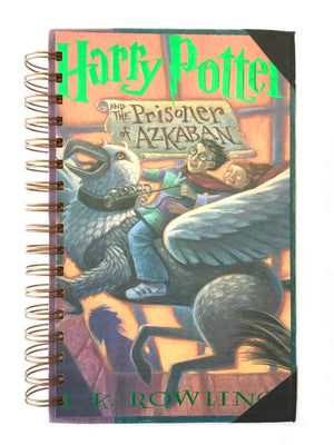 Worn or Book Tape Corners - Harry Potter and the Prisoner of Azkaban-Red Barn Collections