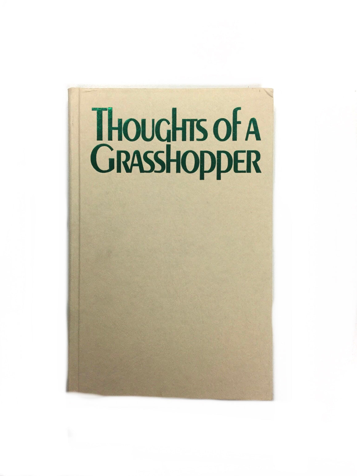 Thoughts of a Grasshopper-Red Barn Collections