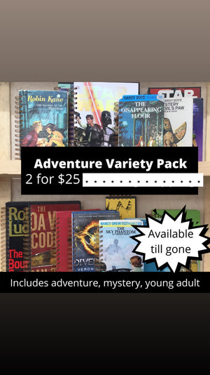 Adventure Variety Pack-Red Barn Collections