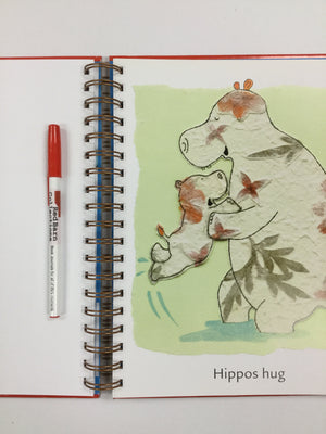 Big Hugs, Little Hugs-Red Barn Collections