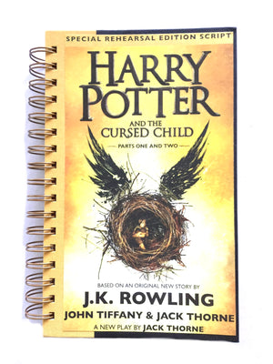 Harry Potter and the Cursed Child-Red Barn Collections