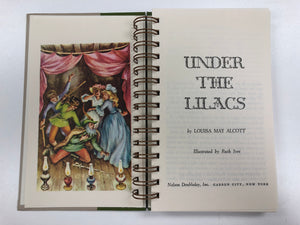 Under the Lilacs-Red Barn Collections