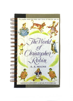 The World of Christopher Robin-Red Barn Collections