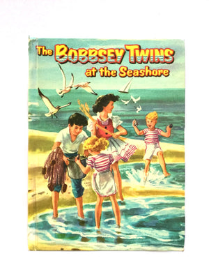 The Bobbsey Twins at the Seashore-Red Barn Collections