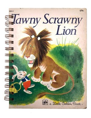 Tawny Scrawny Lion-Red Barn Collections