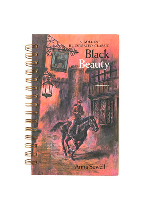 Black Beauty Book Journal-Red Barn Collections